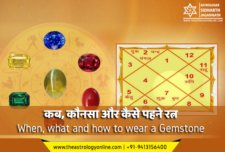 Horoscope Gemstone Astrology Services in India
