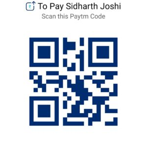 paytm payment to Astrologer Sidharth